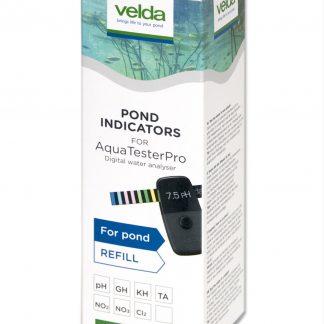 Velda AquaTesterPro Indicators