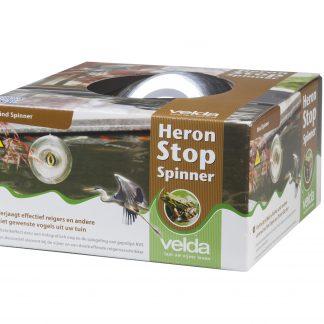 Velda heron stop spinner